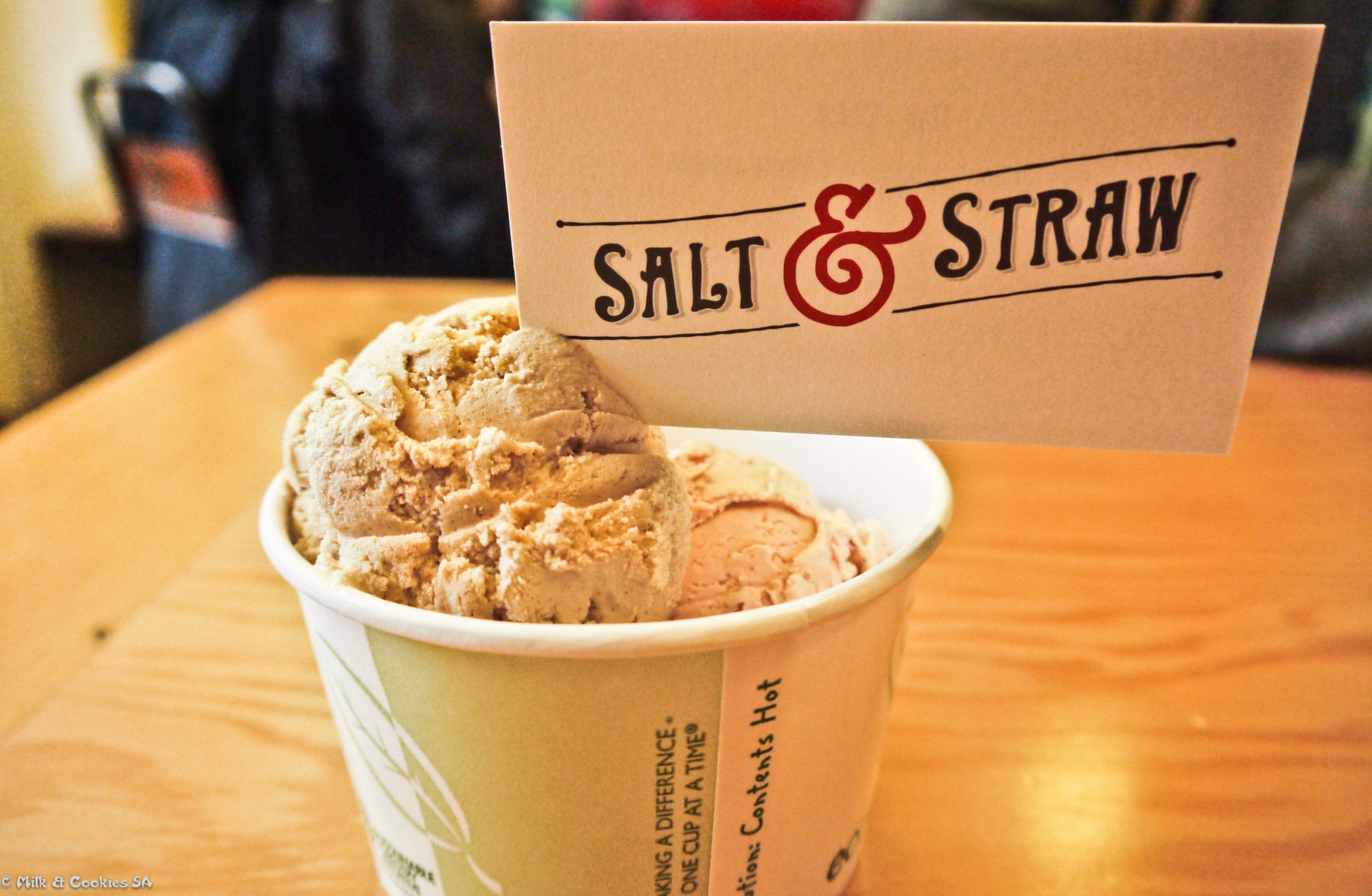 Salt and Straw | Milk & Cookies