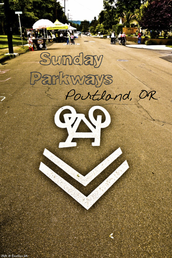 Sunday Parkways Portland | Milk & Cookies copy