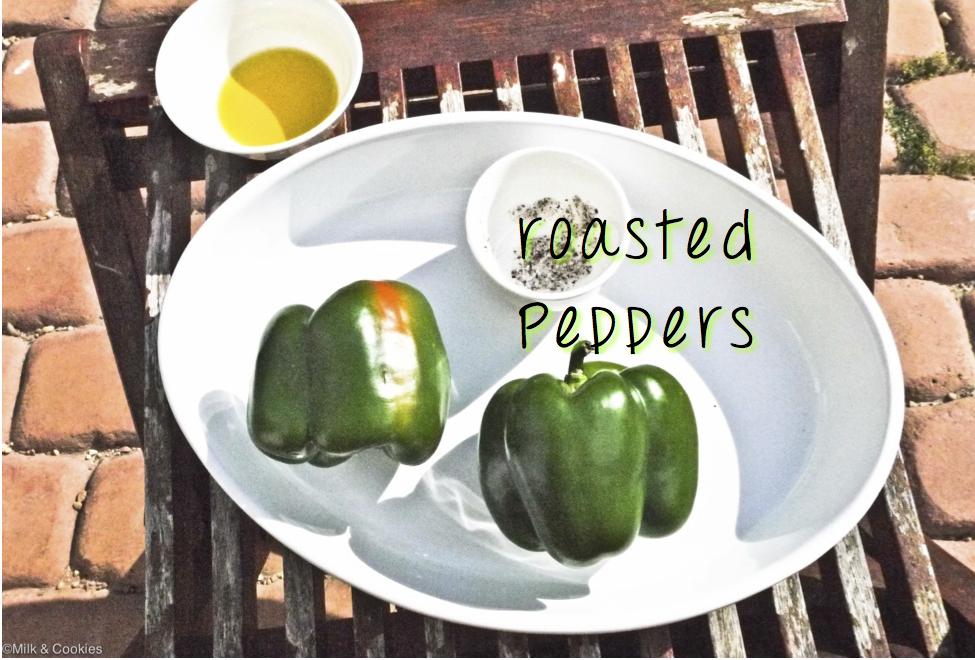 How To Roast a Pepper | Milk & Cookies