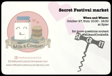 Secret Festival via Toffee at Spier wine farm and estate | Mil and Cookies