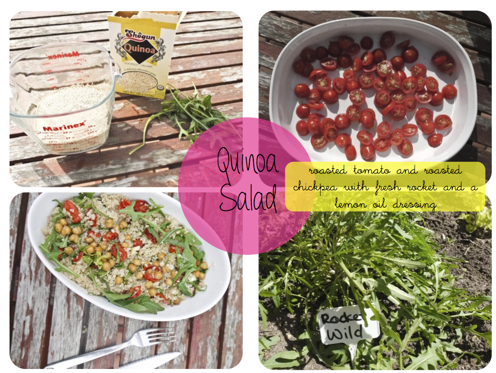 Quinoa Salad Recipe | Milk & Cookies