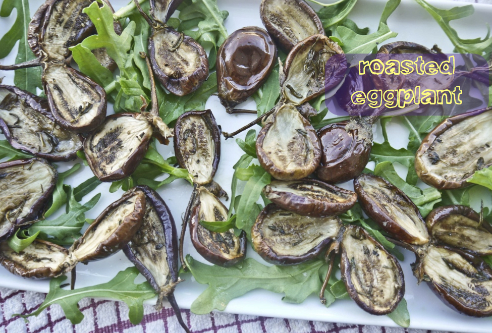 Roasted Eggplant | Milk & Cookies
