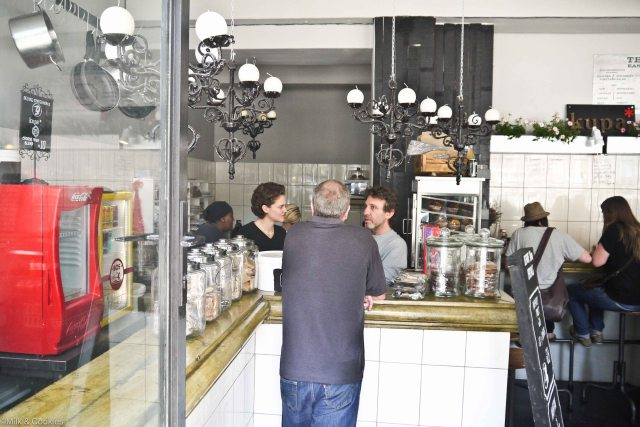 The Blend Cape Town | Milk and Cookies