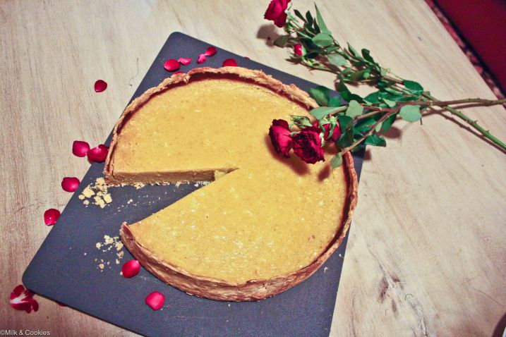 Thanksgiving Butternut Pie recipe | Milk and Cookies