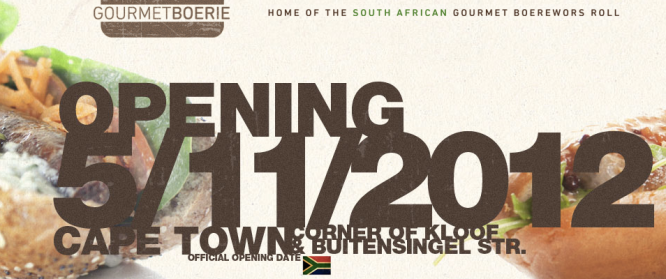 Gourmet Boerie Opening Cape Town | Milk and Cookies