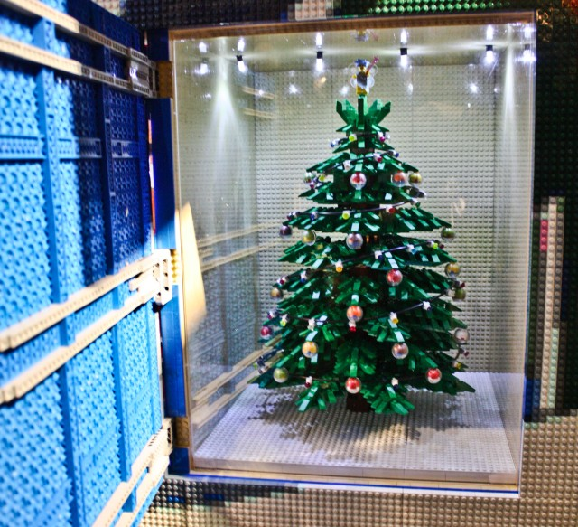 12 Days of Christmas Trees From Nyc to London