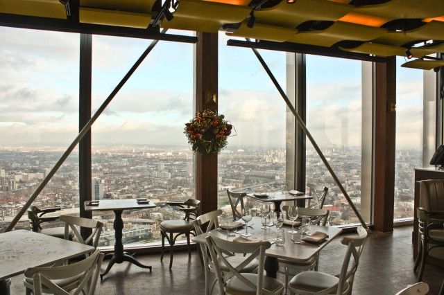 The Duck and Waffle London  | Milk and Cookies -8
