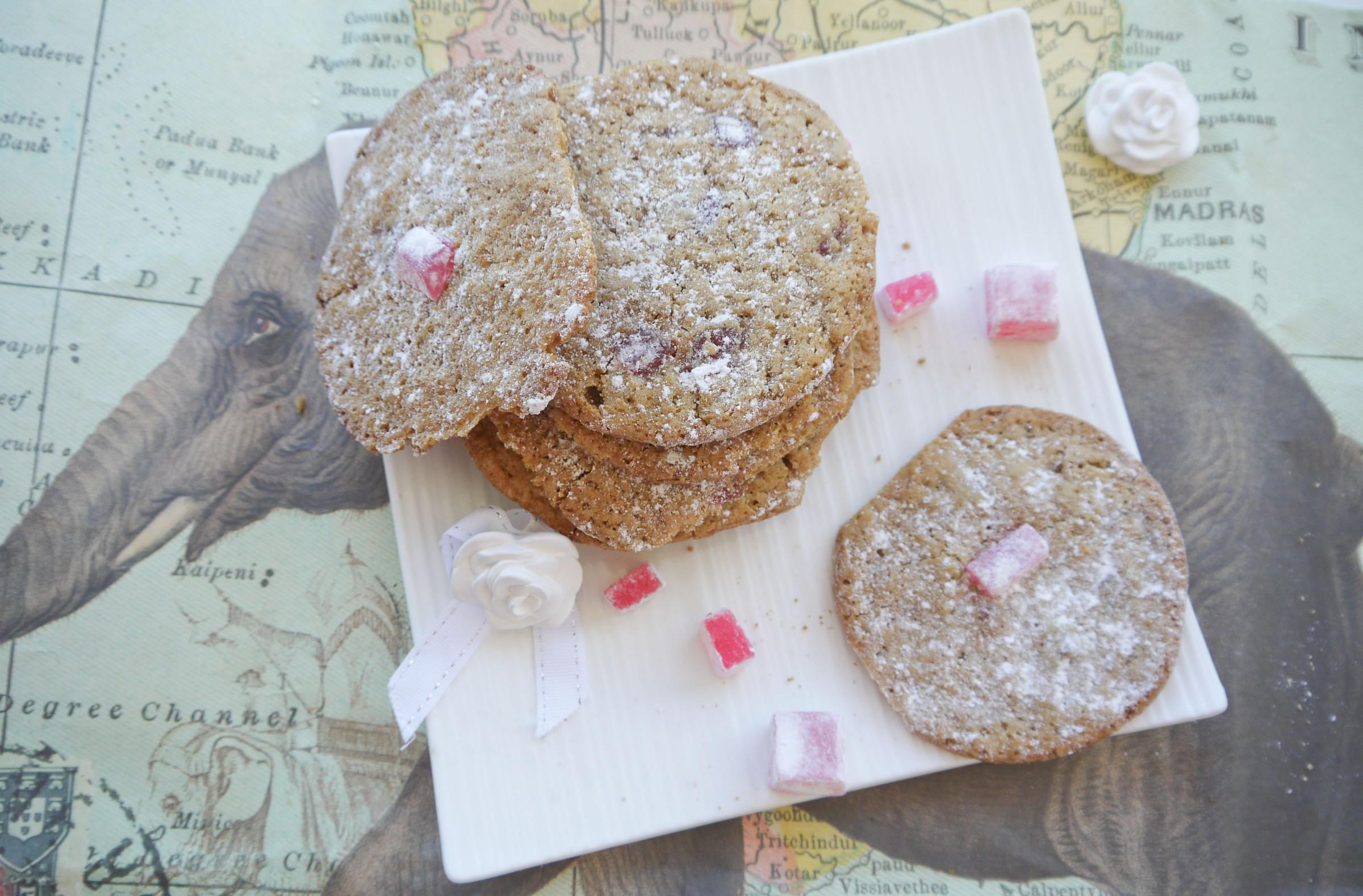 Turkish delight cookies recipe   Milk and Cookies SA