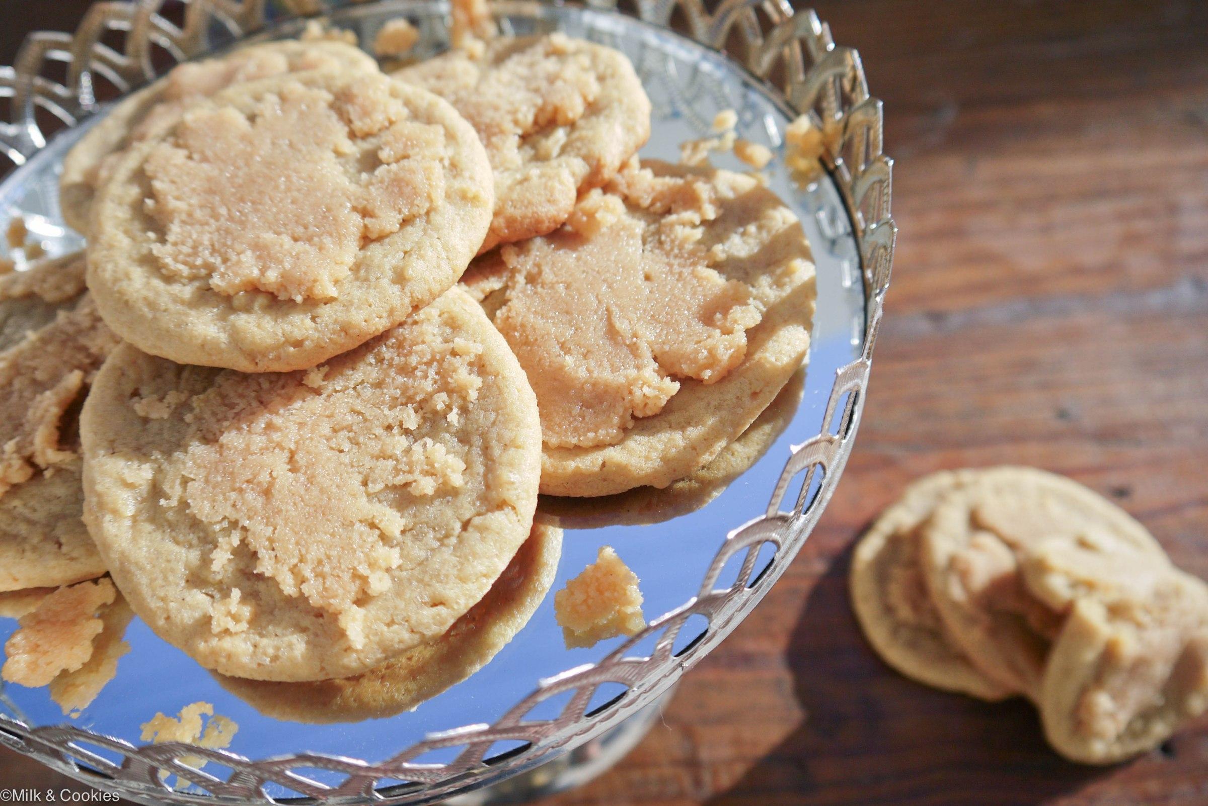 Salted Caramel Cookies   Milk and Cookies SA-1