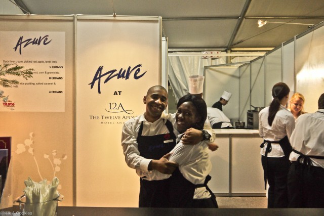 Taste of Cape Town 2013  |  Milk and Cookies SA-33