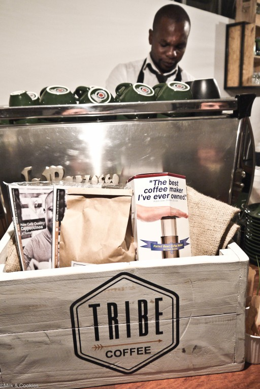 Tribe Coffee Launch |  Milk and Cookies SA-8