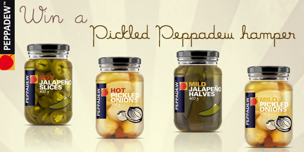 PIckled Peppadew Hamper | Milk and Cookies