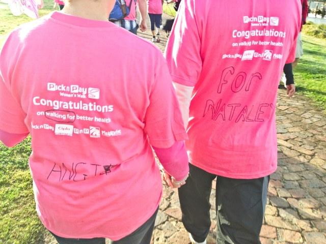 Knysna Oyster Festival 2013 Women's Walk   www.milkandcookiessa.com-
