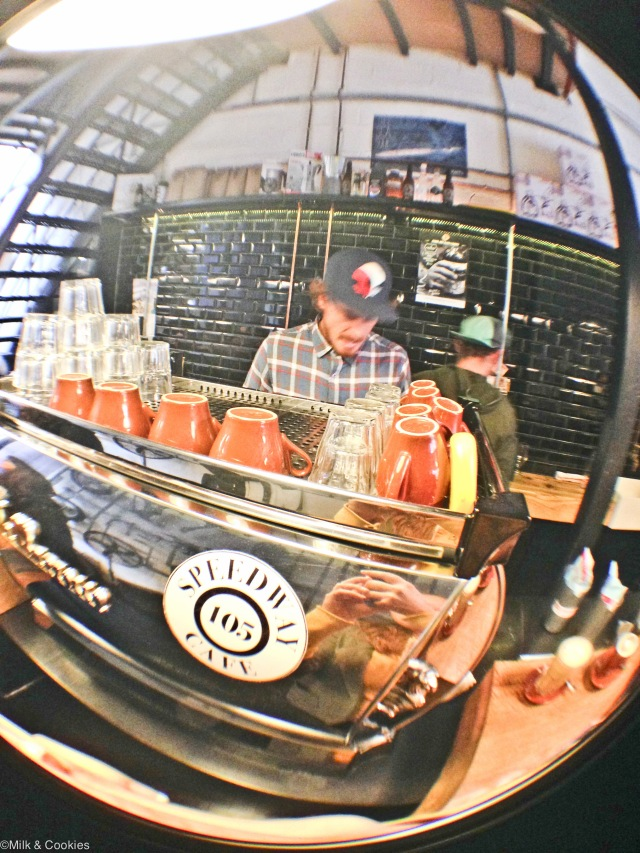 Deluxe and The Yard in Fisheye | Milk and Cookies SA