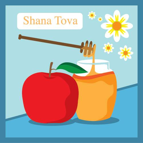 ShaShana Tova Rosh Hashanah explained | Milk and Cookies SA