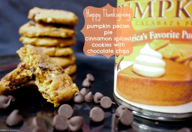 Pumpkin Cookies Recipe | Milk and Cookies SA-1