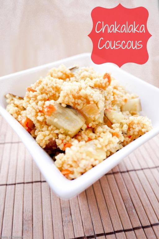 Chakalaka CousCous Recipe | Milk and Cookies SA-2