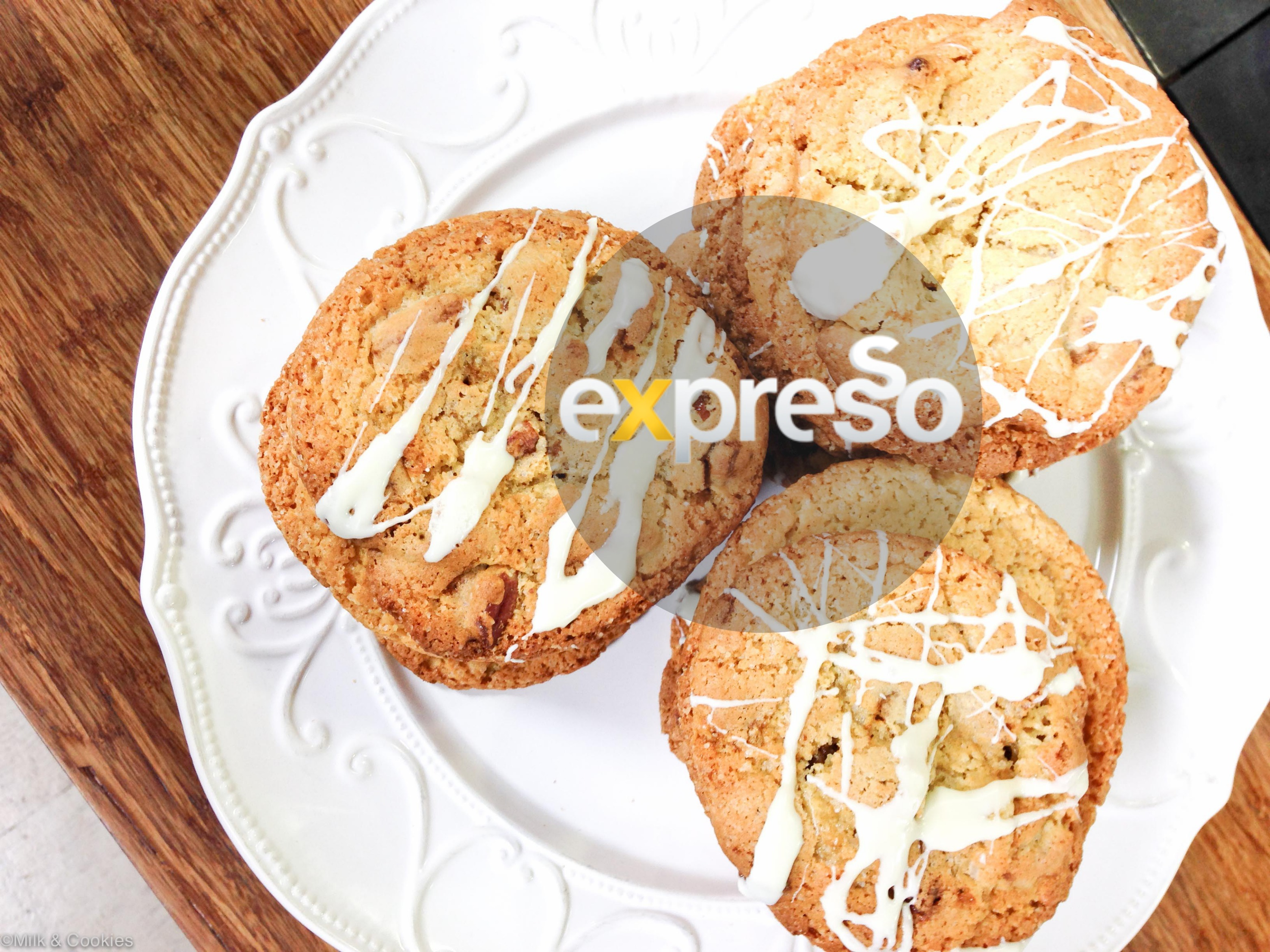 Expresso Show January 2014 Milk and Cookies SA